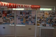 Wystawa 100-lecie Lotnictwa Polskiego
