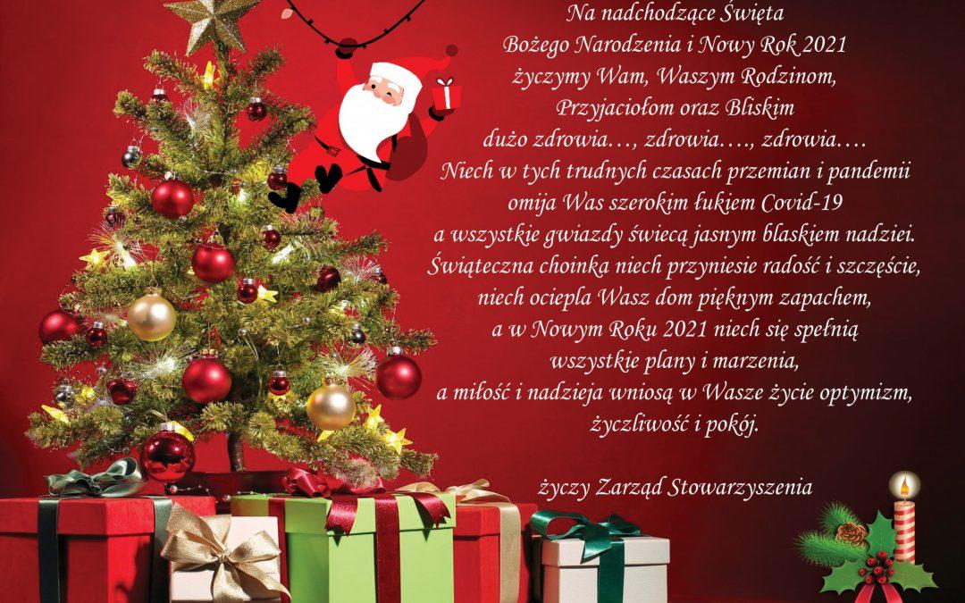 Boże Narodzenie' 2020